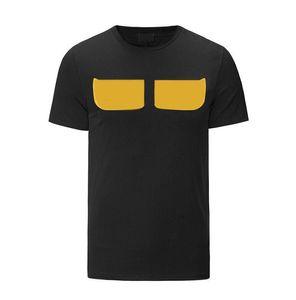 Erkek Tasarımcı T Shirt Erkekler T-Shirt Kadın Giyim Yaz Rahat Ekip Boyun Modal Kısa Kollu Yüksek Kalite Moda Gömlek Erkek Boyutu M-3XL Için