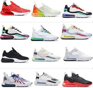 Toptan 2021 En Kaliteli Spor Reaktif Eng Run Ayakkabı Erkekler Kadınlar Için Kaktüs Parkurları Beyaz Bauhaus Mavi Üçlü Siyah Eğitmenler Sneakers A10
