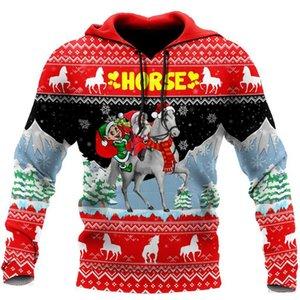 Plstar Cosmos 3dprint Christmas Pattern Unique Unisex Men women Hrajuku Casual Streetwear Hoodies zip sweatshirt W-2