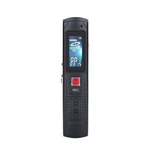 Digital Voice Recorder Audio Portable Pen 4GB 8GB With Earphone Jack USB Interface For Meeting Lesson