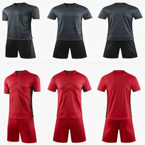Personalice cualquier equipo de Soccers de alta calidad Fans Jerseys Camiseta para hombres Juego de camisetas Juego de niños Pedido MÁS DE 10 TAMAÑO DE DHL gratis S-XL