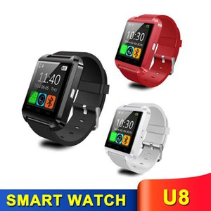 U8 Waterproof Smartwatch for Samsung Sony Huawei Android Phones Pedometer Fitness Sport Smart Watches