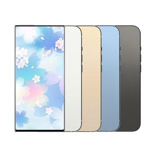 6.7inch 13 Max Quad Core Cellphones 1GB RAM 16GB ROM MTk6580P Face ID Android Smartphones Show 6GB 512GB 8MP Unlocked Phone