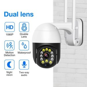 Camera Wifi Outdoor PTZ Auto Track Mobile Control Speed Surveillance Dome Camcorder Wireless Zoom CCTV Security Home Cameras IP