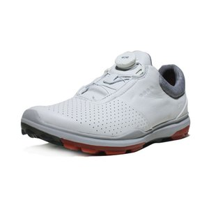 Golf No Nail Leisure Sports Boa Knob Men's Breathable Walking Shoes