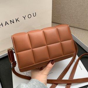 Bags fashion handbag 2021 Effects Color Fashion Shoulder Handbags Women's Travel Messenger Bag Plate Small Pu Leather Crossbody for Women 0728