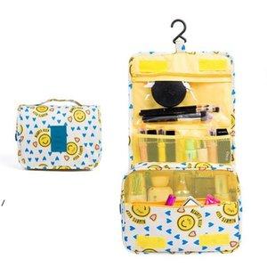 Makeup Bags Travel Cosmetic Bags Toiletries Organizer Waterproof Storage Neceser Hanging Bathroom Wash Bag Makeup Organizer DWA6886
