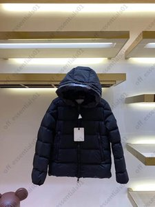 Printed letter cap mens down jacket France Luxury Brand High quality jackets Designers Men S Clothing Size 1--5