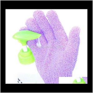 20Pcs Moisturizing Spa Skin Care Cloth Bath Glove Exfoliating Gloves Cloth Scrubber Face Body A8Kfe 3Ngge
