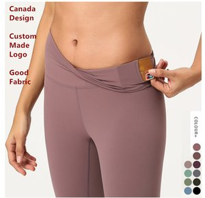 Gym 20 Colors Womens Professional Yoga Good Fabric Designers Workout Leggings Canada Hot Sell