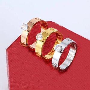 Designer woman carti rings Pendant Necklaces Screw Bracelet cleef Party Wedding Couple Gift Love Bracelet Fashion Luxury Ring Bracelet with box A3