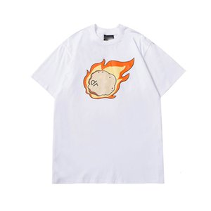 tracksuits T-Shirt Summer fashion brand drew house astroid tee men's and women's Short Sleeve