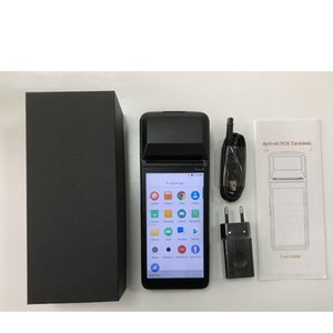 Printers Mobile Touch Screen Handheld Thermal Receipt Printer Bluetooth WIFI Barcode Point Of Sale System
