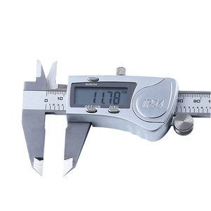 0-150mm 150mm Stainless Steel Digital Caliper Industrial Electronic All Metal Vernier Calipers High Precision Measuring Caliber