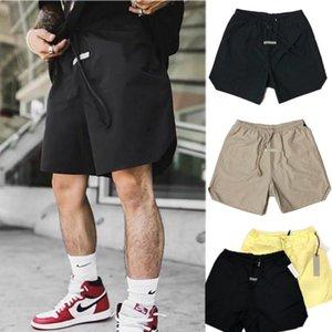 Gezeitenmarke Designer Sport Fitness Stretch Shorts Herren Sport Knielange Hosen Lässig Oversize Lose Baumwolle Pant M-XXL