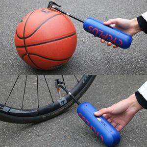 Bike Pumps Mini Electric Bicycle Pump, Pump Bike, With Glueless Puncture Repair , Fits Presta & Schrader For Road, MTB