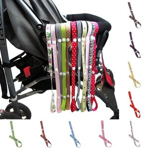 Stroller Parts & Accessories Baby Kid Pushchair Fixed Toy Rope Anti-Drop Bottle Sippy Cup Strap Belt Holder Ribbon For Infant