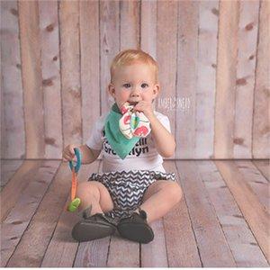 Bunny Ear Teherher Boîte de dentition Baby Dentition Jouet Chews Chews Baby Dents Stick Baby Care Outils 31 Designs DHW1908 124 Z2