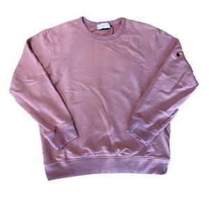 Topstoney 점퍼 2020FW Konng 겨울 봄과 가을 남자의 새로운 패션 브랜드 고품질 크루 넥 스웨터 순수한면 양모 루프