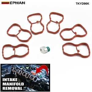 EPMAN Swirl Flap Flaps Plug Gaskets Delete Kit for BMW N57 N57S E90 E91 E92 E93 F07 F10 F11 TKYD96K