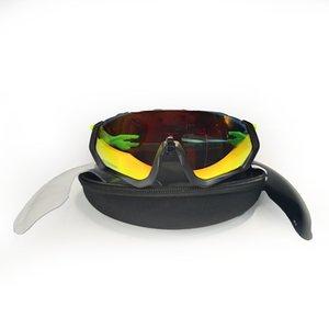 Design de marca de ciclismo óculos de sol homens mulheres esportes ao ar livre óculos moda preto polarizado uv400 lentes bicicleta dirigindo óculos de bicicleta de montanha 10 cores