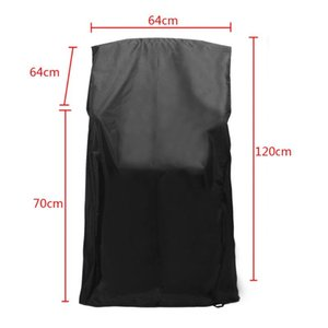 1pcs Heavy Duty Waterproof Chair Cover Dustproof Rain For Outdoor Garden Patio Furniture Protector 64x64x120 70cm Covers