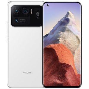Original Xiaomi Mi 11 Ultra 5G Mobile Phone 8GB RAM 256GB ROM Snapdragon 888 Octa Core 50.0MP AI Android 6.81