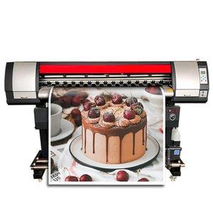 Printers Large Format Printer Indoor Industrial Water Based Pigment Ink Machine Xp600 I3200 Vinyl Sticker