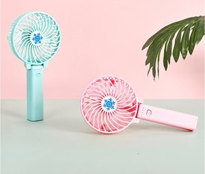 2Gadgets Portable Rechargeable USB Charging Cool Removable Rotating Handheld Mini Outdoor Fans Pocket Folding Fan Party Favor