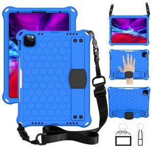EVA Kids Case with Handle Kickstand stand holder for IPAD mini 4 5 9.7 10.2 11 Samsung Galaxy Tab A 8.0 T290 T307 T510 HUAWEI M5 T3 9.6 Tablet AMAZON HD8 Shockproof Cover