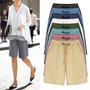 Pantalones para mujer TRAF TRAF Casual de gran tamaño de gran tamaño, piernas anchas Harajuku pierde cinco puntos y2k para mujeres Capris