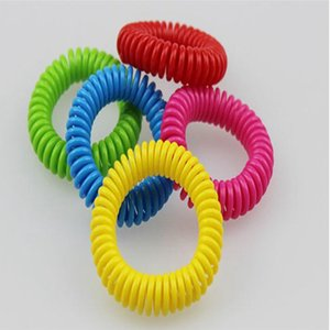 Pest Control Mosquito Repellent Bracelets hand Wrist Band telephone Ring Chain Anti-mosquito Bracelet Bands ZWL457