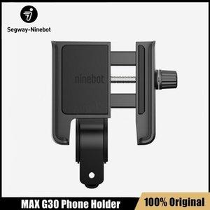 Original Handlebar Phone Holder for Ninebot MAX G30 ES1 ES2 ES4 Kickscooter Smart Electric Scooter Phone Holder