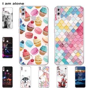 Phone Cases For Asus Zenfone 3 4 5 ZE520KL ZE552KL ZE554KL ZE620KL ZS620KL Mobile Fashion Bags