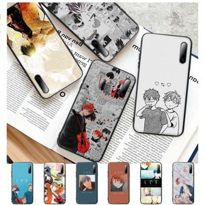 Given Yaoi Anime Silicone Mobile Phone Cover Case For P9 P10 P20 P30 P40 Lite Pro P Smart 2019
