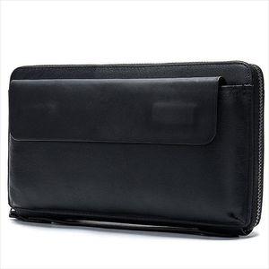 Держатель кредитной карты Монета Карманный Portomonee Mens Cluth Bag Кожаный кошелек для мужчин Деньги Документ Длинный кошелек