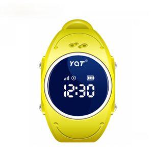 Slimy Kids GPS Tracker Smart Watch Wasserdichte IP68 Swimming Smartwatch Q520S 2G SOS Anruf LBS GPRS WIFI Standort für Android IOS