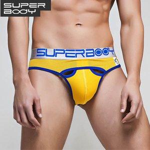 Superbody Sexy Mesh Sexy Slips Slips Sous-vêtements Sous-vêtements de Boll