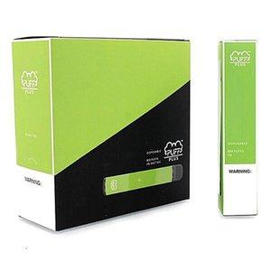 Puf Bar Artı 800 + Puf Tek Kullanımlık Sigaralar 550 mAh Pil 3.2 ml Ön Dolgulu Vape Pods Sopa Stil VS Bang XL Posh Flex Buharlaştırıcı