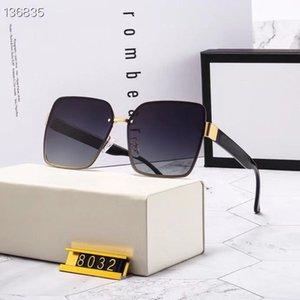 Высококачественные классические пилотные солнцезащитные очки дизайнер бренда мужские женские солнцезащитные очки очки золотые черные коричневые стеклянные линзы