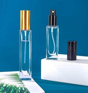Portable Mini Perfume Bottle Glass Empty Cosmetics Bottled Toner Spray Bottles Nebulizer 5ml 10ml 20ml 30ml 50ml 100ml