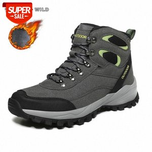 Men Winter Snow Boots Outdoor Warm Plush Military Desert Combat Work Shoes Mens Tactical Ankle Boot Casual Man Plus Size 39-48 #Ce67