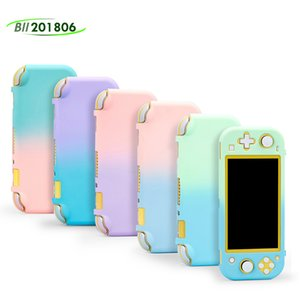 DATA FROG Protective Case For Nintendo Switch Lite Hard Covers Shell Mix Colorful Back Cover