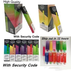 Best Puff Bar Disposable Pods China factory wholesale 300 puffs plus bar disposable vape pen with 8 flavors Portable e cigarettes Vapor