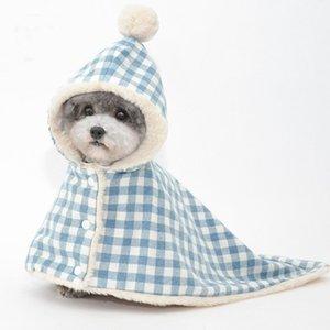 Kafes Pet Battaniye Moda Köpekler Kediler Uyku Çantaları Yavru Kanepe Yatak Battaniye Chihuahua Yorkshire Bulldog Schnauzer Bornozlar 289 S2