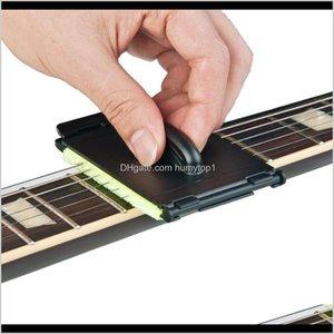 1 ADET Elektro Gitar Bas Dizeleri Scrubber Klavye Ovma Temizleme Aracı Bakım Bakım Bas Temizleyici Gitar Aksesuarları NY047 ZT1GZ DBM0Q