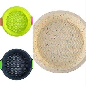 Compartir para ser compañero Compare con artículos similares Pan de pastel redondo de silicona, panacesmos para hornear, pan para hornear reutilizable, silicona Bakew OK 21 V2