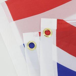 high quality 90*150cm 3*5fts 100% polyester Union Jack United kingdom UK flag EEB5808