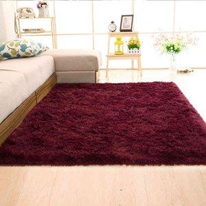 Thick Long Hair Furry Velvet Living Room s Carpet for Sofa Coffee Table Bedroom Window Children Home Decor Carpets Rug