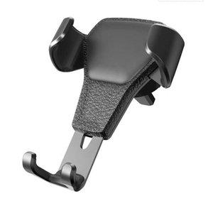 مناسبة لسيارة العادم تنفيس الهاتف المحمول حامل مقعد دراجة حامل الهاتف المحمول دراجة نارية الإطار الجاذبية